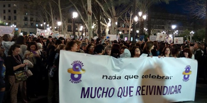 ANDALUCÍA HOY: AUTONOMÍA Y FEMINISMO  por Juan Alfredo Bellón