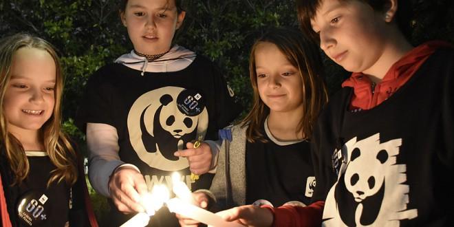HOY 24 de marzo de 20:30 a 21:30, apaga la luz y conecta con el planeta.