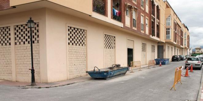 El Ayuntamiento inicia las obras del centro cívico social de la calle Mejorana