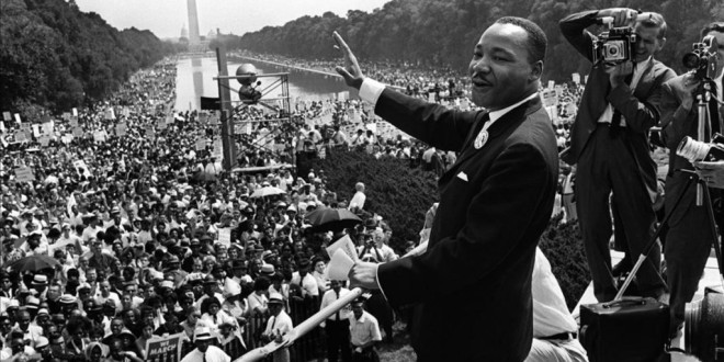 Martin Luther King: el reverendo soñador