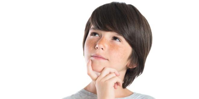 El niño es un filósofo y el filósofo es un niño