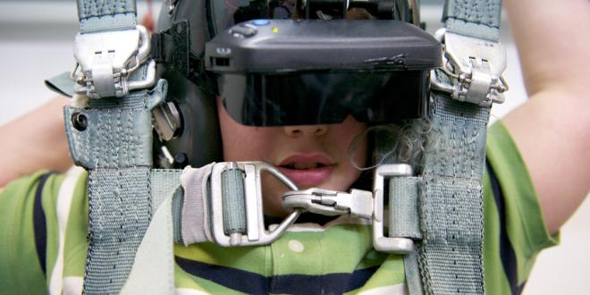 Impacto de la Realidad Virtual en los niños