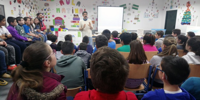 ATARFE: Torneo entre alumnos de cinco colegios para fomentar el reciclaje y la reducción de los residuos