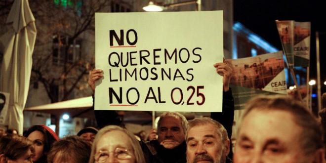 Factor de sostenibilidad: una nueva vuelta de tuerca a las pensiones