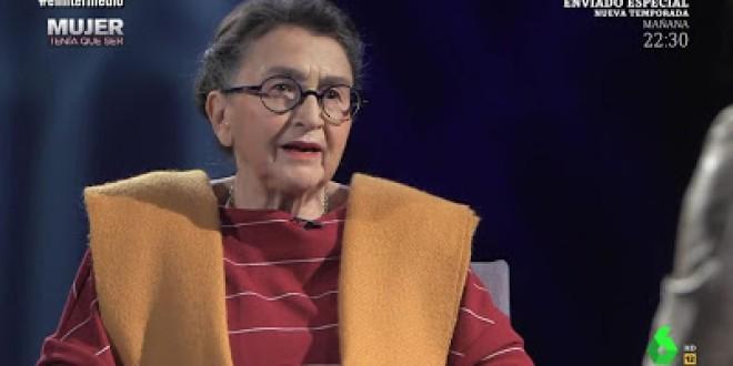 UNA MUJER EXCEPCIONAL: MARÍA IZQUIERDO ROJO