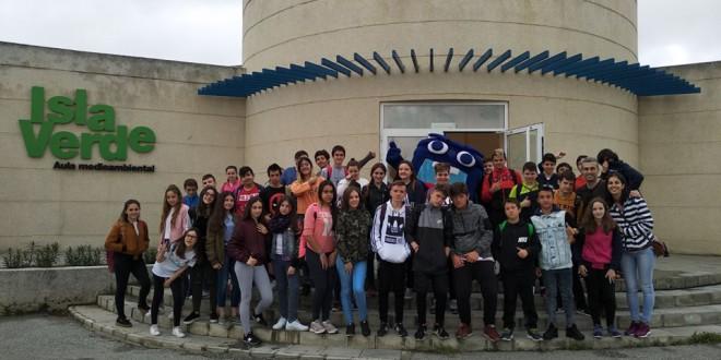 ATARFE: VISITA AL OBSERVATORIO DE RESIDUOS Y SU COOPERATIVA