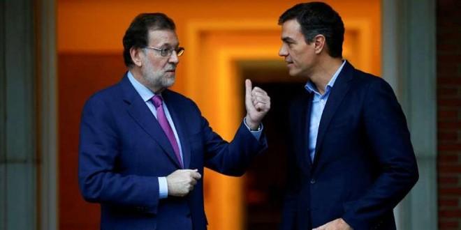 Plazos y claves para entender la moción de censura del PSOE contra Rajoy