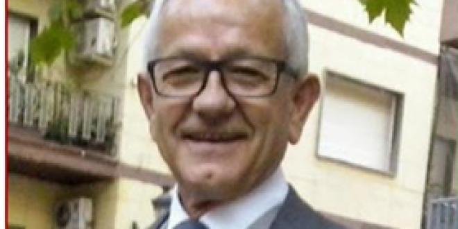 EL ATARFEÑO MANUEL GARCIA ROSILLO PREGONERO DE LA HERMANDAD DEL ROCIO