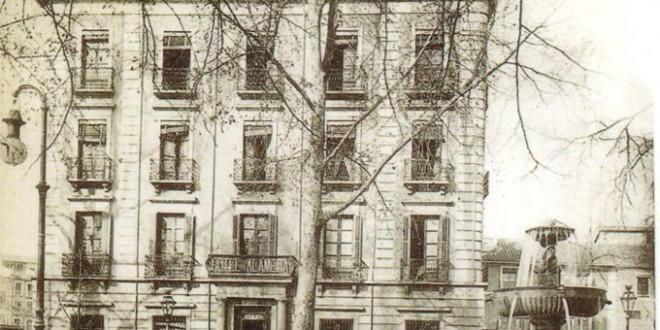 Un 'check-in' en la historia y leyendas de los hoteles más simbólicos de Granada | Galería