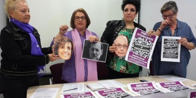 La Plataforma 8 de marzo convoca una manifestación para mañana