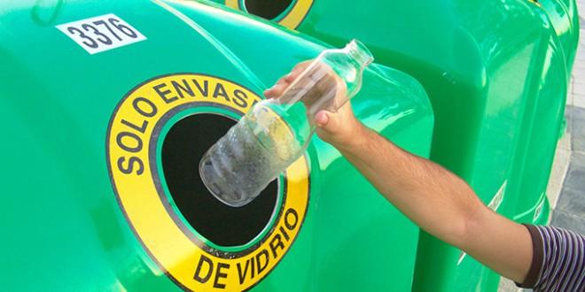 Granada, por debajo de la media española en reciclaje