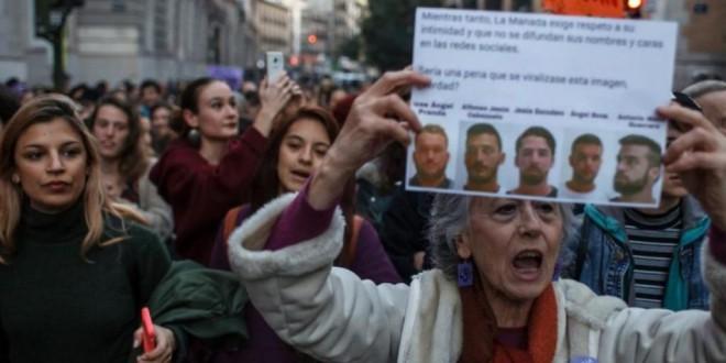La víctima de 'La manada' ha sacado fuerzas de donde no las hay para alzar la voz y llamar a la ciudadanía a denunciar las violaciones.