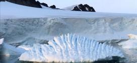 El deshielo antártico elevó el nivel del mar 7,6 mm en 15 años
