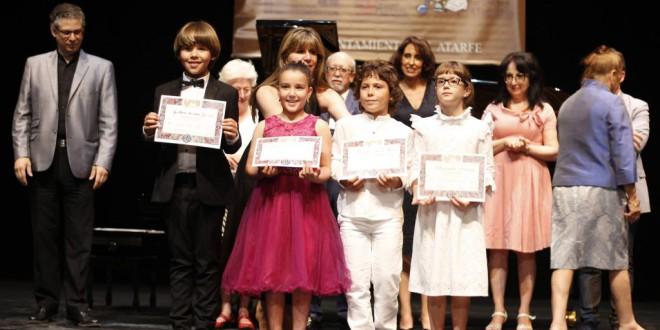 """ATARFE: FESTIVAL INTERNACIONAL DE PIANO COMPETICIÓN"""" Lionel Morales y Maria Herrero."""