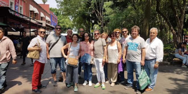 LOS DOCENTES DE ATARFE A MEXICO ( 4 parte) por Juan de Dios Fernández