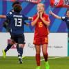 La Selección de Futbol de  mujeres también ganó, y mucho