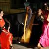 CONCHA MEDINA Y VANESA AIBAR, treinta y ocho cuerdas en clave jonda abren el Estival Flamen