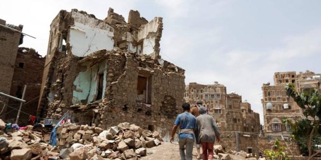Personal humanitario y civiles, nuevo objetivo de guerra