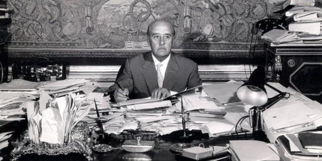 La otra exhumación de Franco: el rescate de los papeles del dictador