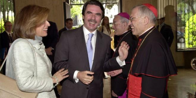 La Iglesia utilizó la ley Aznar para poner a su nombre al menos 30 catedrales que pertenecían al Estado desde 1931