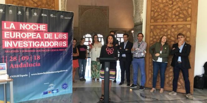 La Noche de los Investigadores durará por primera vez dos días en Granada