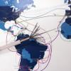 """Cables submarinos, las """"arterias"""" de internet"""