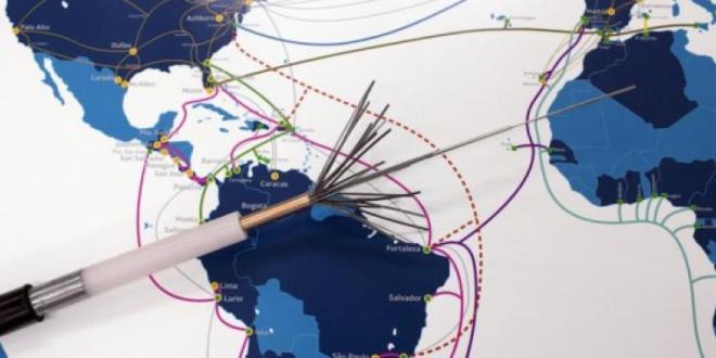 Cables submarinos, las «arterias» de internet