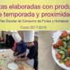 El CEIP Atalaya de Atarfe, mención de honor en el concurso del Plan Escolar de Consumo de Frutas y Hortalizas