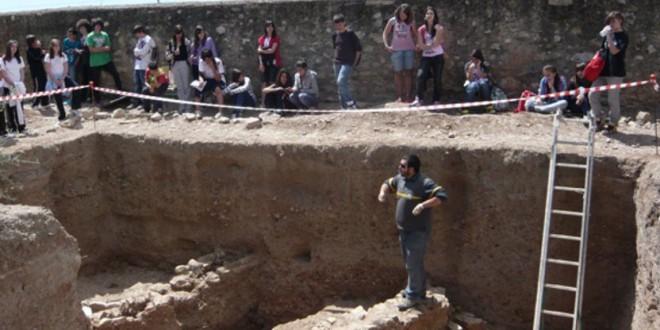 ATARFE: Se buscan voluntarios para colaborar en las excavaciones de Medina Elvira