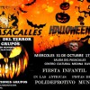 Atarfe vivirá un Halloween 'de miedo' con el tradicional pasacalles y el Pasaje del Terror