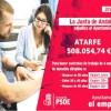 La Junta Electoral emite en Atarfe su primera prohibición en Granada ante el 2D