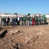 Atarfe reclama apoyo institucional para proteger y divulgar el yacimiento de Medina Elvira