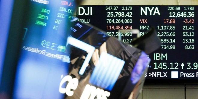 La recesión vuelve a llamar a la puerta de la economía mundial