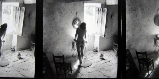 «EL DESNUDO PROVENZAL» por Alberto Granados