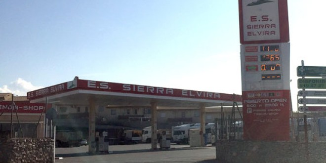 ATARFE: El pleno aprueba por mayoría ceder la explotación de la gasolinera del CTM a una empresa privada