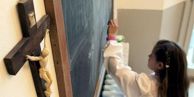 Las clases de Religión que paga el Estado: 67.900 horas impartidas y 2.900 profesores contratados