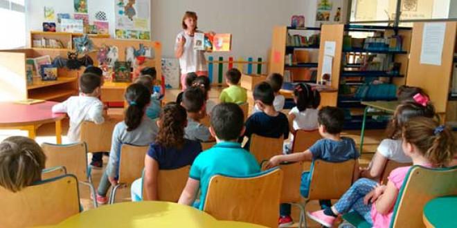 La biblioteca de Atarfe logra un premio de la campaña de animación a la lectura María Moliner