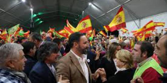 Tiembla Andalucía: Vox desvela sus 10 exigencias a PP y Ciudadanos