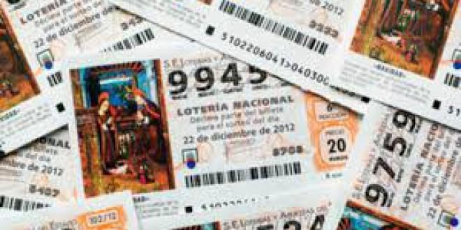 Lotería ¿En cuánto se quedan los premios de la Lotería de Navidad tras impuestos?