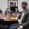 PP y Ciudadanos cierran un pacto de 90 medidas con acento social para intentar gobernar Andalucía