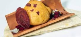 El empresario de hostelería Ignacio Sánchez elabora  una receta que lleva el nombre de Atarfe