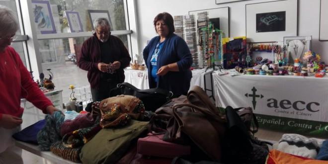 ATARFE: MERCADILLOSOLIDARIO DE LA ASOCIACIÓN ESPAÑOLA CONTRA EL CANCER