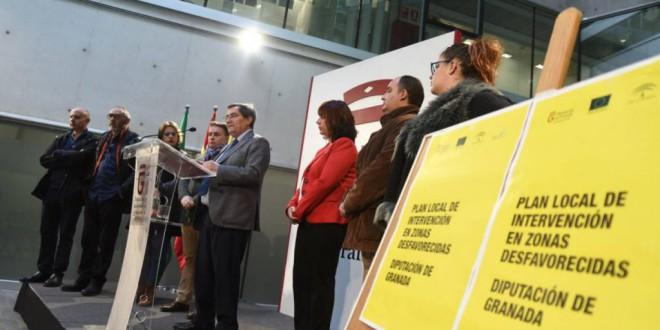 ATARFE  entra en un plan para combatir la exclusión social en LA CAÑADA Y EL BARRANCO