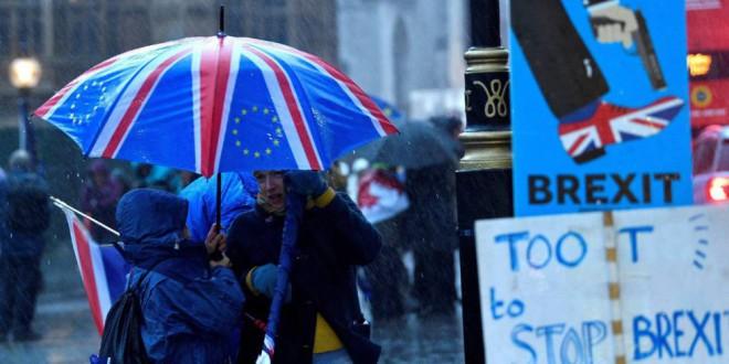 Fiasco del Brexit