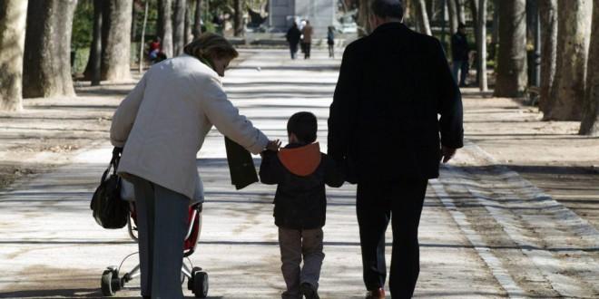 España alcanza un nuevo récord en la cifra de mayores de 65 años