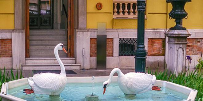 HISTORIA GRANAINA. El Palacio de los Patos