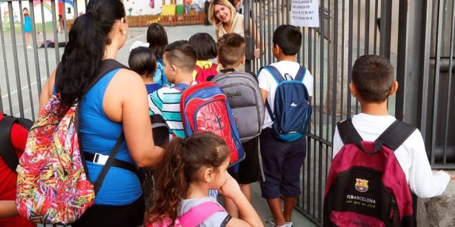 Estrasburgo justifica retirar los hijos a los padres que no los escolarizan