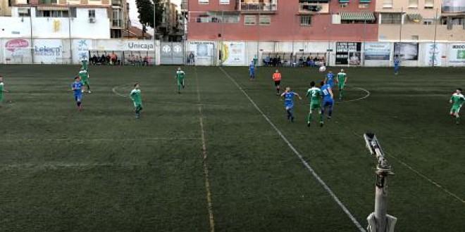 Meritorio empate del Atarfe en el campo de El Palo, 0-0