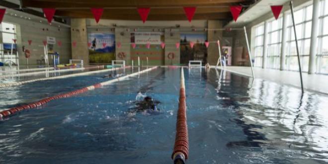 La piscina de Atarfe mejorará la calidad del agua con un sistema de depuración natural
