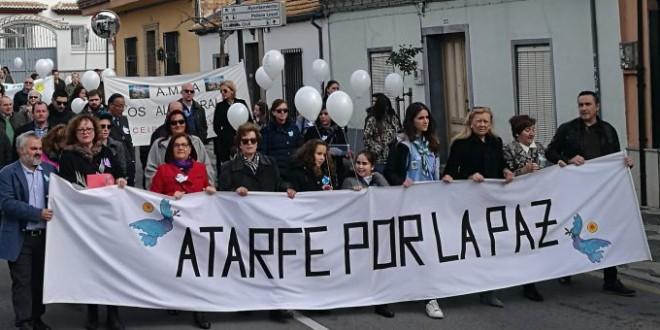 ATARFE: MARCHA POR LA PAZ EL DOMINGO 27 de ENERO